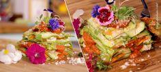 No novo vídeo do programa Comida.Org, que é exibido no site do canal de TV por assinatura GNT (confira aqui), a chef carioca Tati Lund ensina uma versão de lasanha da chamada culinária viva ou crudívora. A base do prato é abobrinha e cenoura fatiadas de forma bem fina. Esses vegetais fazem o papel da …