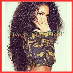 Beautiful glueless human hair 200 density natural hairline full lace wigs & lace front wigs with baby hair for black women