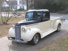 1940 International Harvester Pickup