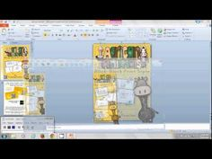 How to make a long pin for pinterest for Teachers Pay Teachers Sellers. - YouTube
