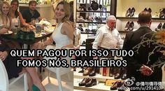 Novos números mostram que Marcela e Michel Temer gastaram R$ 29 milhões no cartão de crédito corporativo