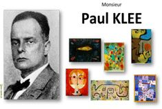 Série affiches artistes - GRANDE SECTION Paul Klee, Lesson Plans For Toddlers, Art Lessons For Kids, Art For Kids, Famous Art Pieces, Oeuvre D'art, Oeuvres, Art Worksheets, Ecole Art