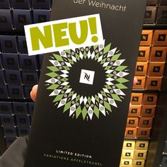 NESPRESSO neu, foodnews, foodnewsgermany, foodnewsgermany 2016, lebensmittelneuheiten, food, foodblogger, germanfood, new supermarkt www.foodnewsgermany.de