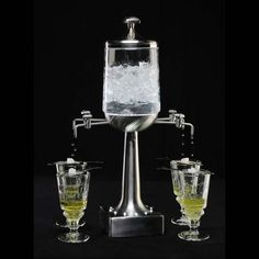 Pernod Absinthe fountain by Pierre Gonalons