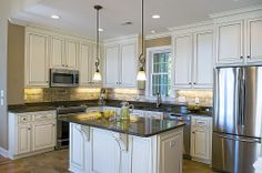 Traditional Kitchen - Found on Zillow Digs. What do you think?  Closer...