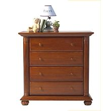 Baby Cache Heritage Dresser Chestnut Toys R Us