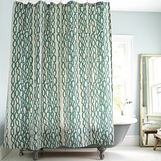 shower curtain , but not the right lenght.too find
