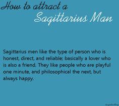 How To Win Over A Sagittarius Man