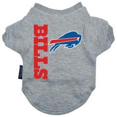 Buffalo Bills Dog Tee Shirt from RadioFence.com $19.95 (http://www.radiofence.com/buffalo-bills-dog-tee-shirt/)