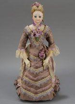 """16 1/2"""" Maison Jumeau - Carmel Doll Shop -Fashion Dolls-"""