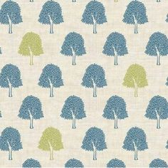 Heartwood ~ Trees in cream