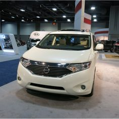 2015 nissan quest white