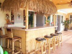 tiki outdoor decorating ideas | tiki bar in northern california – Patios