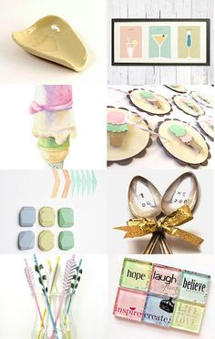 Party time  by Mali on Etsy--Pinned with TreasuryPin.com