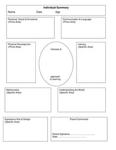I have uploaded a range of formats I will be using when I start my role as Reception teacher in Septemeber. Some I have adapted from others' resources to suit me and my setting, others I have done from scratch. Feel free to use, not use or adapt as nece...