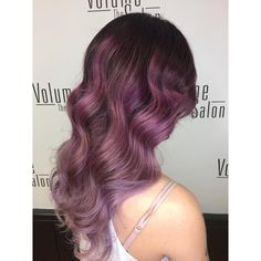 """1,466 Likes, 5 Comments - Hairbesties Community (@guytang_mydentity) on Instagram: """"#Hairbestie @mhollandhair Purple storm  using all @guy_tang #Mydentity Root- 3MV Mid-8DL & Violet…"""""""