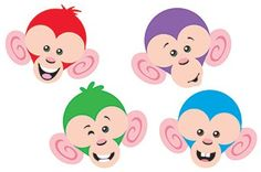 OBlock Books  - Monkey Mischief Friendly Faces Classic Accents® Variety Pack, $6.29 (http://store.oblockbooks.com/monkey-mischief-friendly-faces-classic-accents-variety-pack/)