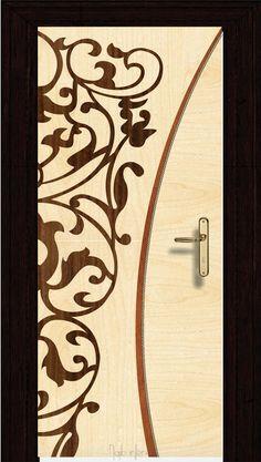 Veneer Design Doors #laser #door #3dnid