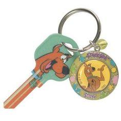 Scooby doo key