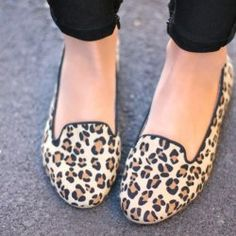 leopard flats for fall