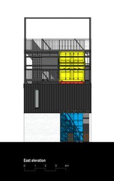 Gallery of Ccasa Hostel / TAK architects - 39