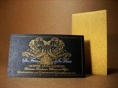 Business Cards | Letterpress Printing, Print Design | New York Stationery Printing, Letterpress Printing, Letterpress Business Cards, Custom Thank You Cards, Metallic Paper, Paper Envelopes, Print Design, Ink, Personalized Items