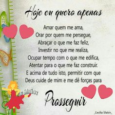 Pétalas Soltas Portuguese Quotes, Jesus Freak, Short Inspirational Quotes, Good Afternoon, Good Vibes Only, Family Love, Good Thoughts, Love You So Much, Love Life
