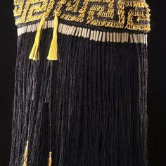 In this exhibition at Objectspace two artists present works that push new ideas and boundari Flax Weaving, Weaving Art, Maori Patterns, Cherokee Rose, Flax Flowers, Maori People, Maori Designs, Maori Art, Custom Tattoo