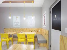 Yami Café   Galeria da Arquitetura