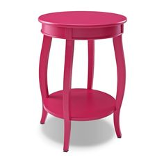 adorable pink accent table furniture designer idea