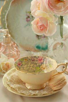 Tea Time Vignettes