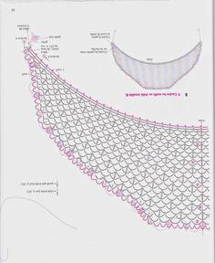 créations crochet: chales