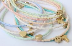 Hey, I found this really awesome Etsy listing at http://www.etsy.com/listing/158434944/pastel-charm-bracelet-beaded-bracelet