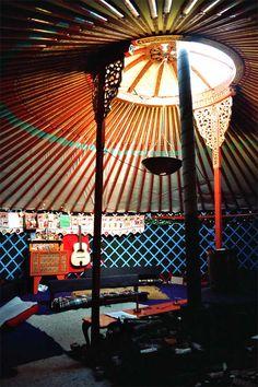 Yurt / Interior
