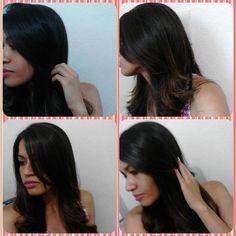 Selagem Caseira Simples! Dry Hair, Castor Oil, Apple Cider Vinegar, Organize, Domingo