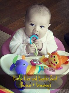 Win a Bumbo seat from www.singerskitchen.com!