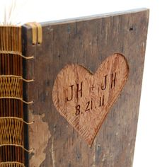 Your Guide to Albums and Guest Books on Etsy Weddings