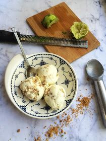 minxeats - recipes, recaps, and restaurant reviews: Key Lime Pie Ice Cream