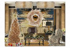 I'm Dreaming Of A Metallic Christmas by tikib | Olioboard