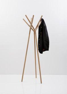 Y coat rack