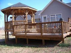 Greenville Spartanburg Deck and Gazebo