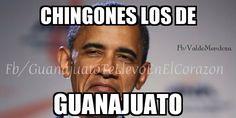 Chingones Gto