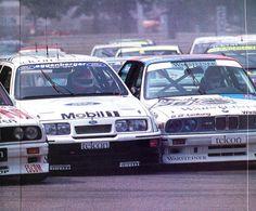 Championnat de Tourisme Allemand - AUTOhebdo juillet 1989.