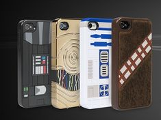 Die offizielle Star Wars iPhone Case Kollektion on http://www.drlima.net