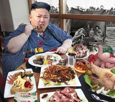 Kim Jung Un is fat - Google zoeken