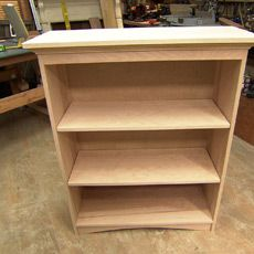 Bookcases make the perfect beginner build everything is for Building a bookcase for beginners