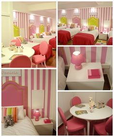 Girls Room - Kids Room  by Isabel Pires de Lima - Interior Designer