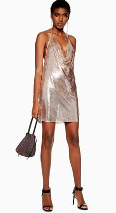 Sexy Glitter Party Dress