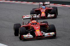 Ferrari, passo del gambero a Barcellona