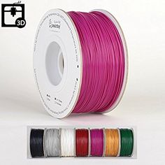 Purple 0.05mm for Finder and Creator Pro // Elephant PLA 1.75mm 3D Printer Filaments 1kg Spool-Dimensional Accuracy